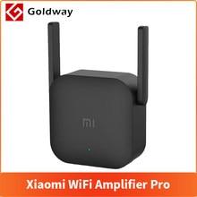 Original xiaomi amplificador wi fi pro 300mbps amplificador wi-fi repetidor wi fi sinal capa extensor repetidor 2.4g mi sem fio