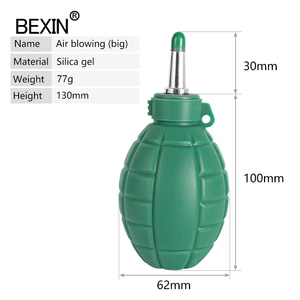 Image 3 - Lens Duster Cleaner Camera Air Blowing Ball Dust Cleaning Hand Pump for Camera Microscope Binoculars & Filters
