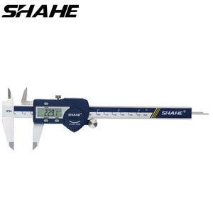Image 1 - IP54 Waterproof 150 mm Electronic Vernier Caliper Micrometer Electronic Caliper Stainless Steel Messschieber Paquimetro Digital