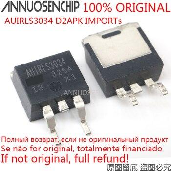 100 Uds AUIRLS3034 AUIRLS3034PBF LS3034 IRLS3034-263 N-CH 40V 343A 100% Original envío gratis en Stock Trans MOSFET estándar