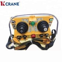 цена на F24-60 Joystick Tower Crane Remote Control Industrial Wireless Radio Remote Controller