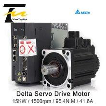 Delta Servo Absolute Value Motor ASD-A2-1F23-M ECMA-F1221FRS 15KW 1500rpm 95.4N.M 41.6A