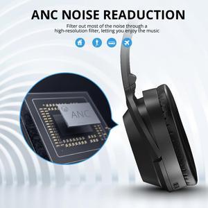 Image 2 - Langsdom BT25 activa de ruido cancelación de auriculares inalámbricos con Bluetooth ANC Hifi 3D de juego de auriculares para PUBG Overwatch