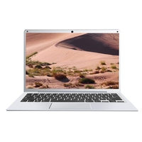 14-inch Notebook Computer 4G Memory Quad-core Super Z8350 Ultra-thin Gaming SSD Operating System Windows10 1