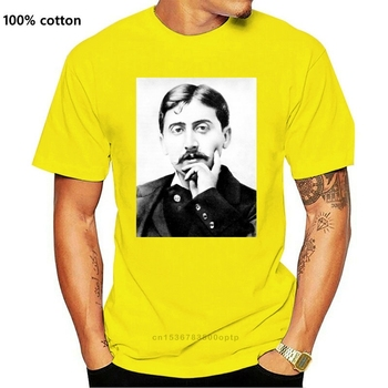 Marcel Proust French Writer of Remembrance of Things Past T-shirt image