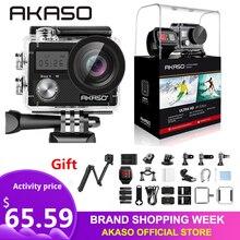 AKASO Brave 4 Action camera Ultra HD 4K WiFi 2.0