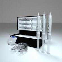 Kit de Gel de blanchiment des dents au Laser bleu led, 35% CP, système de blanchiment à la lumière buccale, instruments buccaux