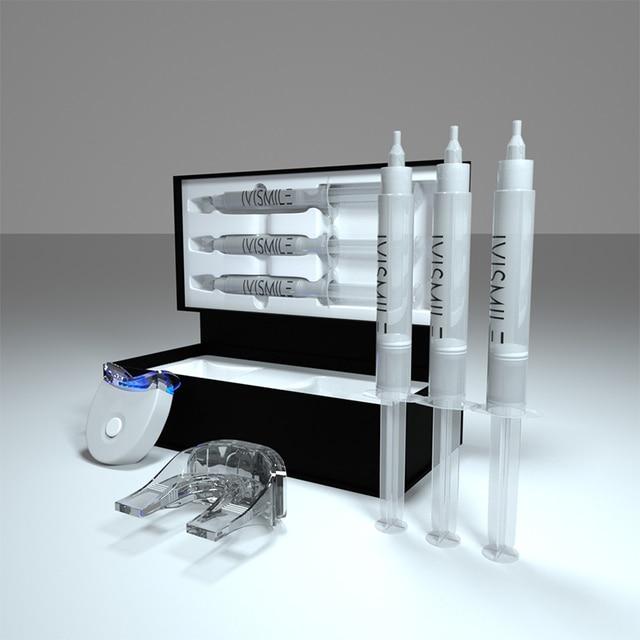 dental teeth whitening light led  Blue Laser 35%CP Peroxide Dental Bleaching System Oral Gel Set  dental instruments