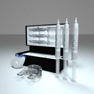 Image 1 - 歯科歯のled青色レーザー 35% cp過酸化水素歯科漂白システムオーラルジェルセット歯科用器具
