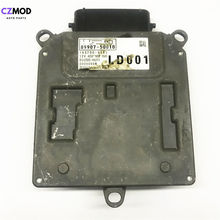 CZMOD Original 89907-50010 LD001 LED Driver Module Headlight HID Ballast 89908-50010 RD001 143700-0193 143800-0190(used)