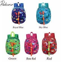 Детский рюкзак с защитой от потери динозавра для безопасности
