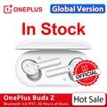 Globale Version OnePlus Knospen Z Drahtlose Kopfhörer TWS IP55 Wasser-beständig OnePlus Offizielle Shop für OnePlus 8T 8 pro Nord N10