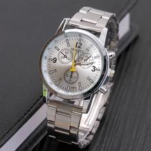 Straight metal band gift fashion Women's wristwatch 2021 New Casual Quartz Watch Stainless Watches Relogio Feminino Hot Sale