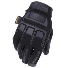 ESDY, мужские защитные перчатки для езды на велосипеде, тактические перчатки, военные нейлоновые мужские спортивные перчатки с полным пальцем для пешего туризма и велоспорта