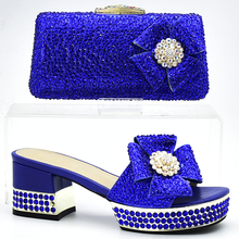 New Italian Shoes with Matching Bags Shoes and Bags To Match Matching Shoes and Bag Set for Wedding Rhinestone Women Party Pumps cheap ascendancy Basic Square heel High (5cm-8cm) Fits true to size take your normal size ELEGANT CRYSTAL Summer Peep Toe Rubber