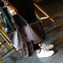 Luxury Leather Handbags Women Casual Tote Fashion Shopping Bags Large Soft Genuine Leather Shoulder Bags With Liner Bag Purse cossloo bags handbags women famous brands women casual tote genuine leather handbag fashion vintage large shopping bag designer
