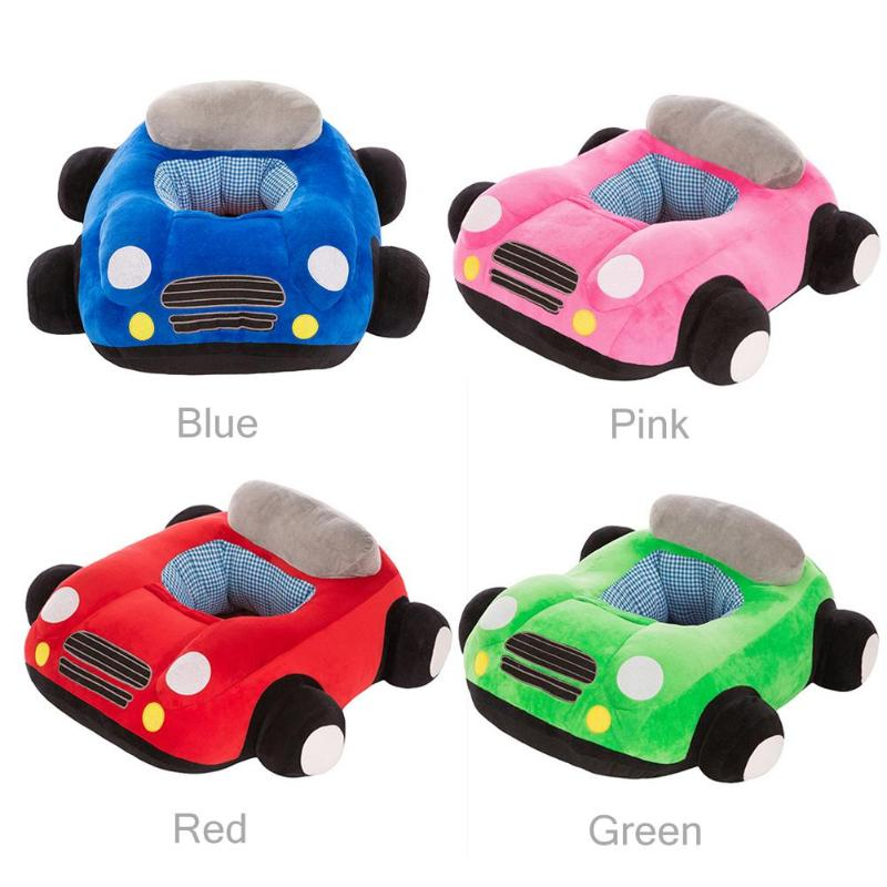 Baby Seats Sofa Toys Car Seat Support Seat Baby Plush Without Filler