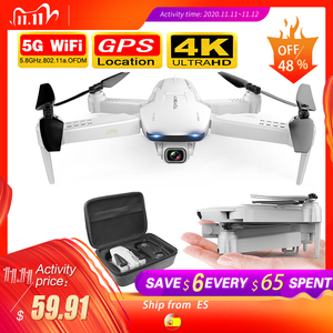2020 new S162 drone 4K gps HD 1080p 5G WiFi FPV Quadcopter flying 20 minutes rc distance 500m drone intelligent return drone pro