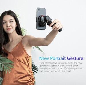 Image 5 - Zhiyun חלק Q2/חלק 4 3 ציר Smartphone כף יד Gimbal מייצב עבור iPhone 11 פרו מקס XS X 8P סמסונג S10 S9 S8 Huawei