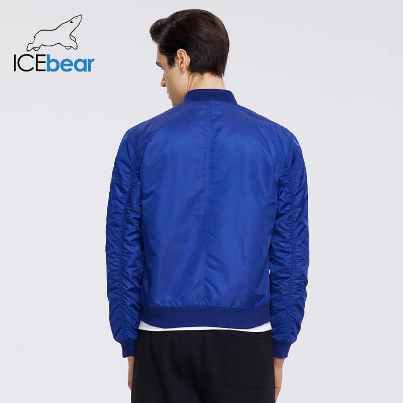 Thun in 2020 mùa xuân Mới nam ngắn áo thời trang chuyến bay áo khoác áo khoác nam cao cấp thương hiệu Áo khoác MWC20706D