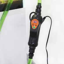SUNSUN aquarium digital display automatic constant temperature fish tank heater explosion-proof heating rod EH