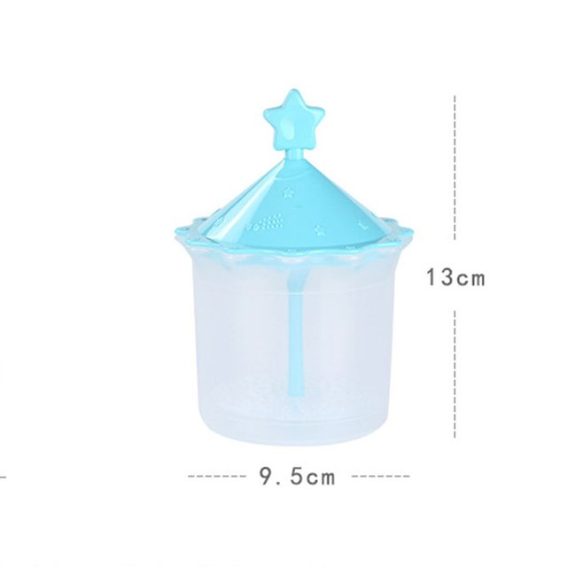 Shower gel cleanser bubbler C0351 Soft Sponge Durable Girls Cosmetic Tools Practical 5