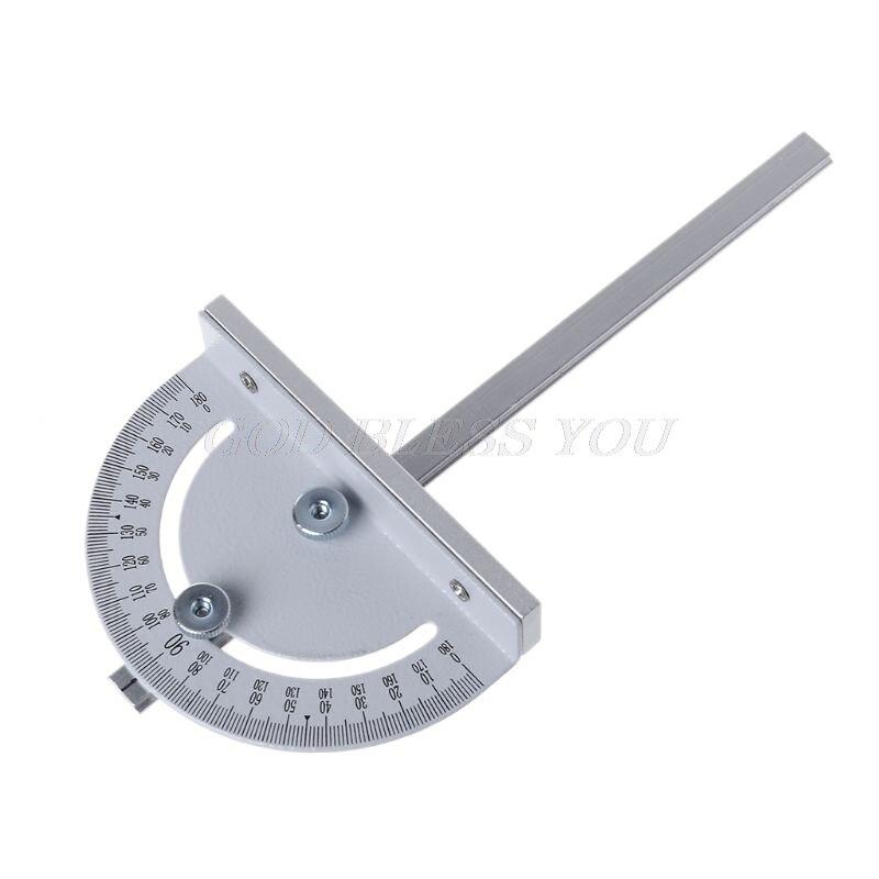 Mini scie à Table scie circulaire Table bricolage Machines à bois T Style règle dangle livraison directe