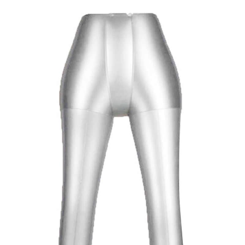 113cm nadmuchiwane spodnie kobiece Trou bielizna manekin manekin tułowia nogi pokaż Model dla wysyłka spodnie wyświetlacz