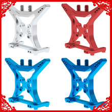 Alloy 2pcs rear shock tower for rc hobby model car 1-10 ECX 2WD series upgraded