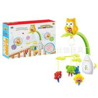 Baby Educational Early Childhood Toy Baby Toys Light Music Rotating Cartoon Animal Bedside Bell
