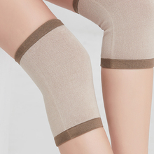 Pure cashmere knee cover warm old cold legs old lacquer joint cold proof wool thin seamless men and women