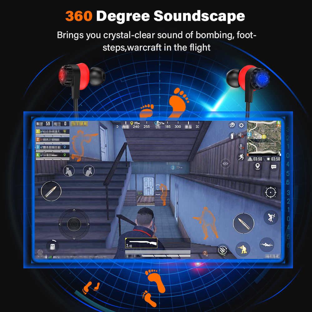 Dacom GH02 игровая Bluetooth гарнитура для геймера APTX LL Super Bass Беспроводные наушники с микрофоном RGB светодиодный светильник для мобильного телефона
