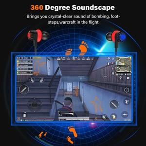 Image 2 - デイコムGH02 bluetoothヘッドセットゲーマーaptxスーパー低音ワイヤレスイヤホンヘッドホンマイクrgb ledライト携帯電話