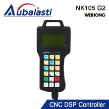WEIHONG 3 axis CNC DSP Controller NK105G2 Cutter Plasma Cutting Machine Controller DSP Controller Milling CNC Engraving Machine