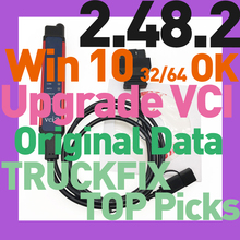 New Upgrade SDP3 2.48.2 Release 06 2021 with VCI3 Scania VCI 3 WiFi USB Interface For Heavy duty Diagnositc Trucks Buses Engines