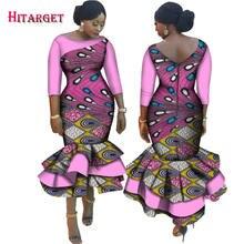 Новинка 2020 г африканские богатые платья Дашики bazin женские