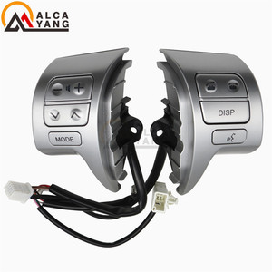 Image 4 - Bluetooth Steering Wheel Audio Control Switch 84250 02200 For Toyota Corolla ZRE15 2007 ~2010
