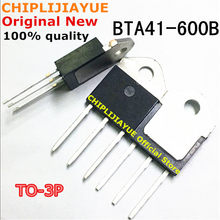 5PCS BTA41-600B TO3P BTA41 600B BTA41-600 TO-3P novo e original Chipset IC