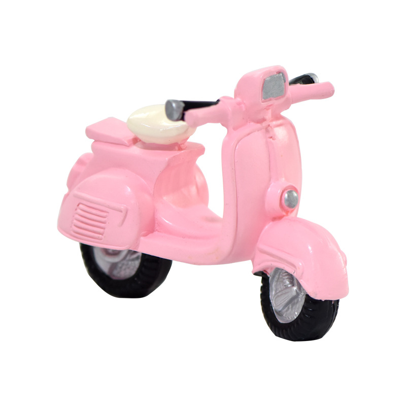 Сказочный Сад миниатюрная модель автомобиля мотоцикл антикварный
