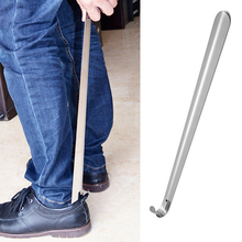 Shoe-Horn Stainless-Steel Pregnant-Lifter Long Kids Slip-Handle for Aid Heavy-Duty Durable