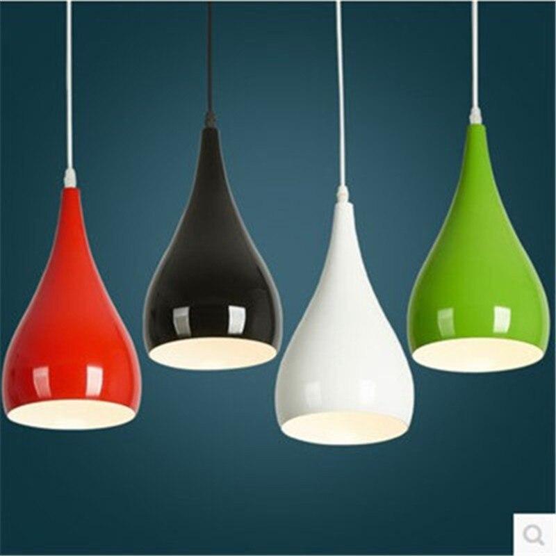 Modern Restaurant Home Chandelier Dining Room Hanging Lamp Creative Bar Shop Kitchen Pedant Light Nordic Ceiling Lighting Decor