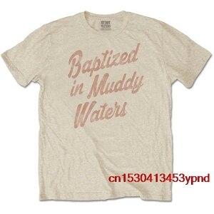 Мужская футболка Muddy Waters Baptized Мужская футболка с песком (XX-большой) женская рубашка