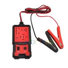 Tester automobilistico elettronico del Tester del relè dellautomobile 12V per linterruttore di prova universale del controllore della batteria dellautomobile