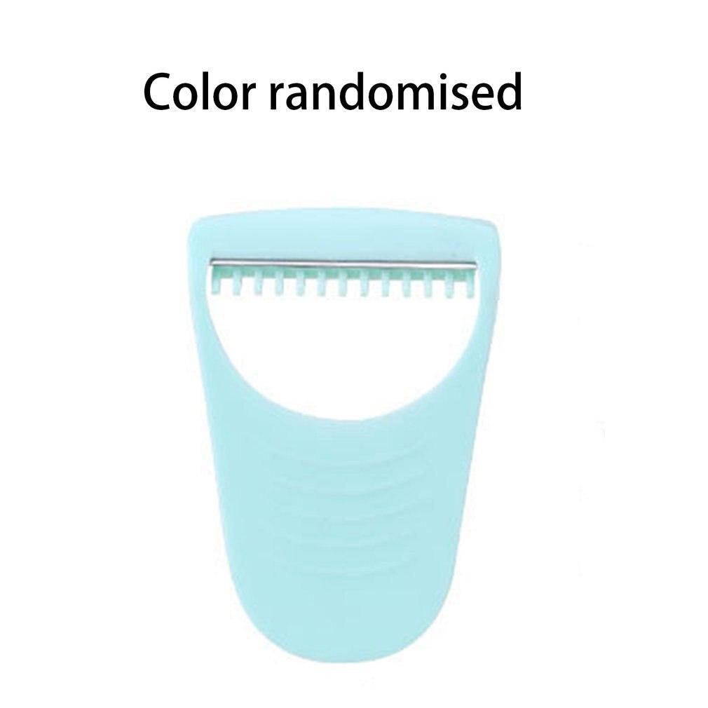 LAMEILA Female Armpit Hair Shaver Trimmer Lady Manual Shaving Knife Women's Girls Body Hair Remover Razor