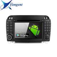 Android Multimedia Car DVD Radio Player for Mercedes Benz S CL Class W220 W215 S320 S430 S500 2005 2004 2003 2002 2001 2010 2009
