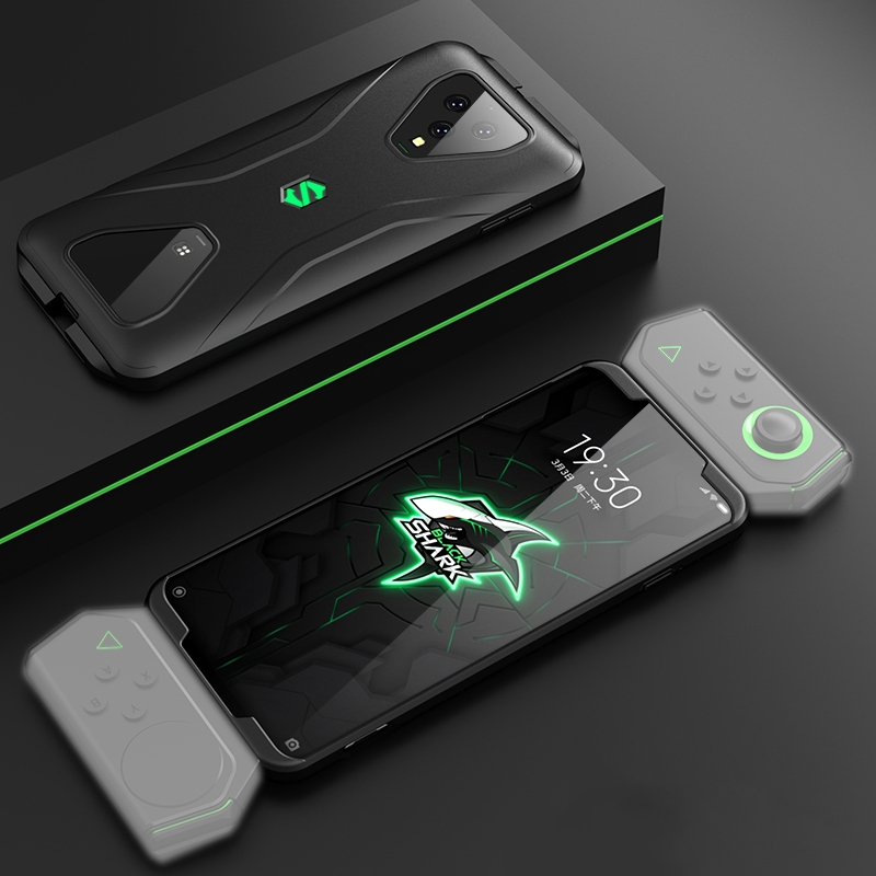 For Xiaomi Black Shark 3 / Black Shark 2 Pro GKK Three Stage Splicing Full Coverage PC Protective Case