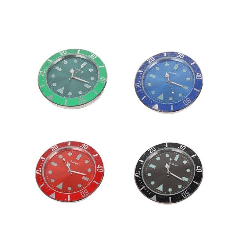 Car Clock Mini Automobiles Internal Air outlet Digital Watch Mechanics Quartz Clocks Automotive Styling Accessories Gifts Pakistan