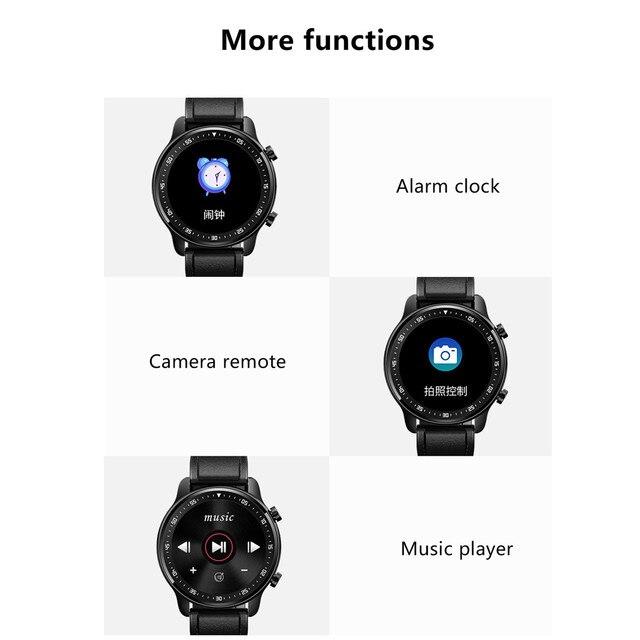 MT1 Sport Smart Watches Multiple Dial IP67 Waterproof Fitness Bracelet Heart Rate Blood Pressure intelligent Smartwatch 2020 5