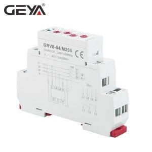 Image 2 - Freies Verschiffen GEYA GRV8 04 Drei Phase Spannung Control Relais Phase Sequenz Phase Ausfall Über Spannung Unterspannungsschutz