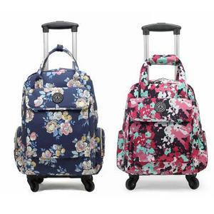 Women Travel Trolley Bags trav
